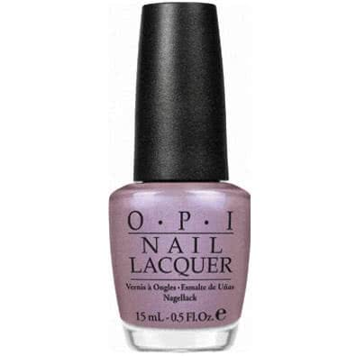 OPI Nail Lacquer - Swiss Collection, The Colour To Watch (Shimmer) by OPI