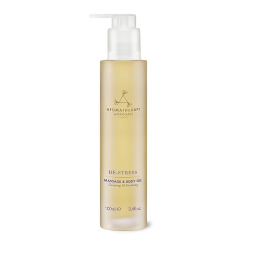 Aromatherapy Associates De-Stress Massage & Body Oil by Aromatherapy Associates