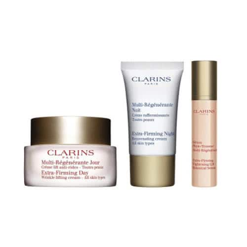 Clarins Extra-Firming Skincare Trio by Clarins
