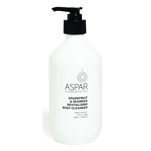 ASPAR Grapefruit & Seaweed Revitalising Body Cleanser by ASPAR