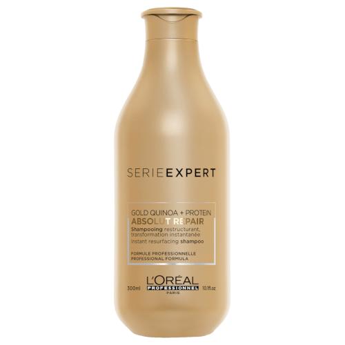 L'Oreal Serie Expert Absolut Repair Gold Quinoa & Protein Shampoo 300ml