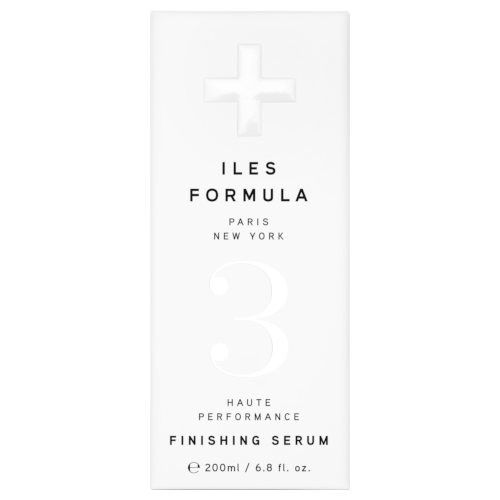 Iles Formula Haute Performance Finishing Serum 200ml  by ILES FORMULA