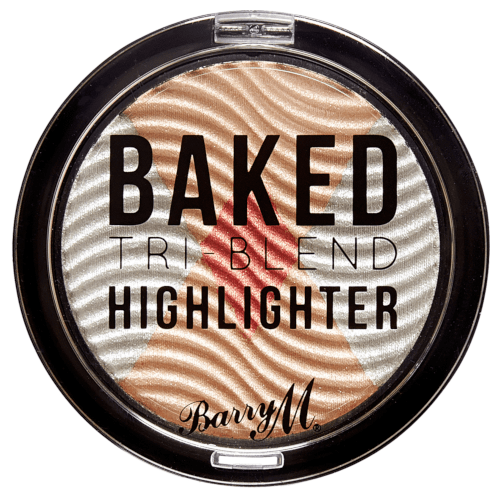 Barry M Baked Tri-Blend Highlighter