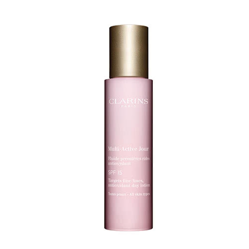 Clarins Multi-Active Day Lotion SPF15 ? All Skin Types 50ml