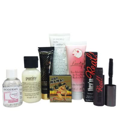 Adore Beauty Best Of The Best Sampler - Skincare + Makeup