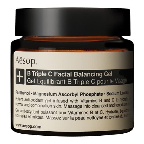 Aesop B Triple C Facial Balancing Gel 60ml by Aesop