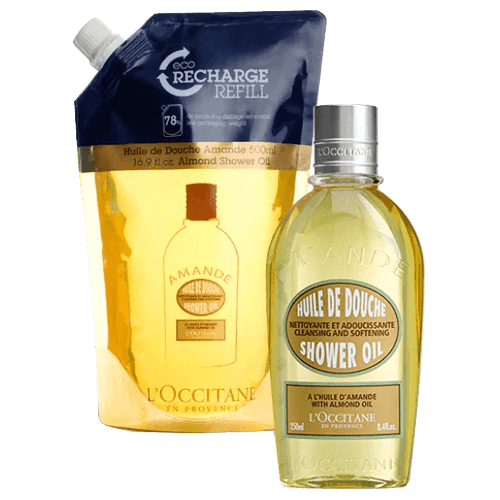 L'Occitane Almond Shower Oil Duo by L'Occitane