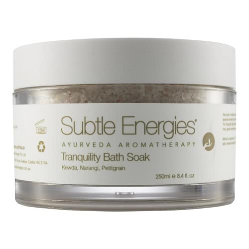 Subtle Energies Tranquility Bath Soak