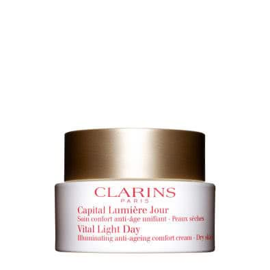 Clarins Vital Light Day Comfort Cream for Dry Skin