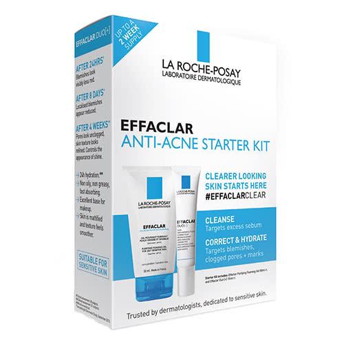 La Roche-Posay Effaclar Anti-Acne Starter Kit by La Roche-Posay
