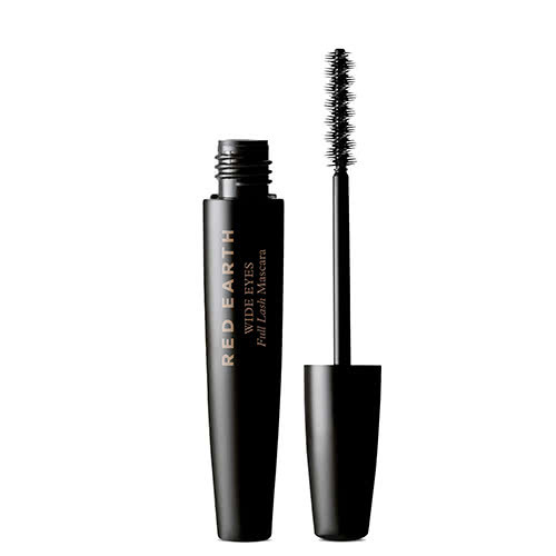 Red Earth Wide Eyes Full Lash Mascara – Black by Red Earth