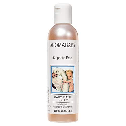 Aromababy Baby Bath Gel - Organic Chamomile by Aromababy