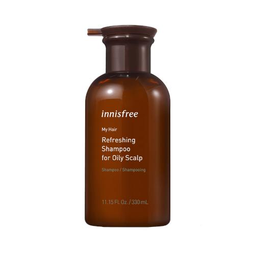 Innisfree My Hair Refreshing Shampoo for Oily Scalp330ml by innisfree