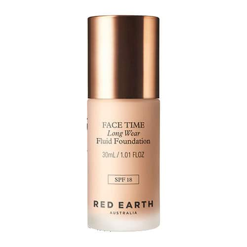 Red Earth Face Time Long Wear Foundation by Red Earth