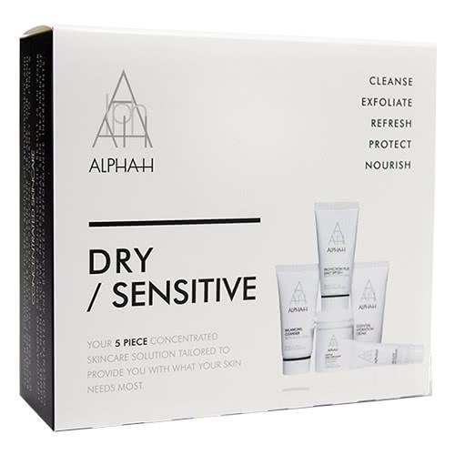 Alpha-H Dry to Sensitive Kit