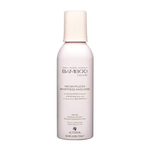 Alterna Bamboo Weightless Whipped Mousse by Alterna Haircare