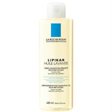 La Roche-Posay Lipikar Replenishing Cleansing Oil by La Roche-Posay