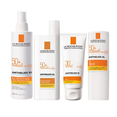 La Roche-Posay Anthelios Collection