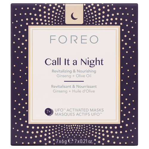 Foreo UFO Mask - Call It A Night 7 Pack