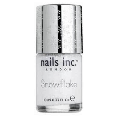 nails inc. Nail Polish - Snowflake - Kensington Church Street