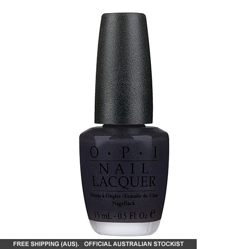OPI Nail Lacquer - Light My Sapphire (Shimmer)