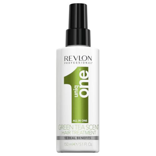 Revlon Professional Uniqone Hair Treatment- Green Tea 150ml by Revlon Cosmetics