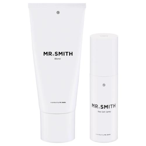 Mr. Smith Blond and Sea Salt Spray Pack