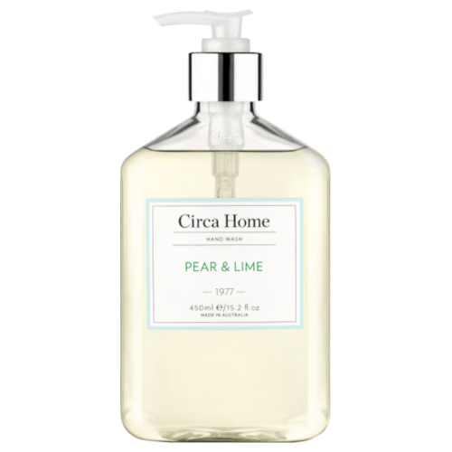 Circa Home Pear & Lime Hand Wash 450ml by Circa Home Candles & Diffusers
