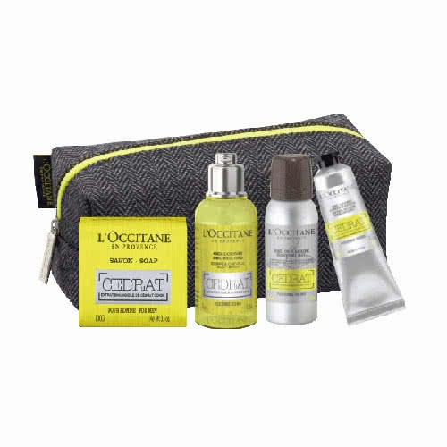 L'Occitane Cedrat Travel Collection by L'Occitane