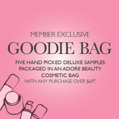Adore Beauty Rewards Member Exclusive: The January Goodie Bag - conditions apply