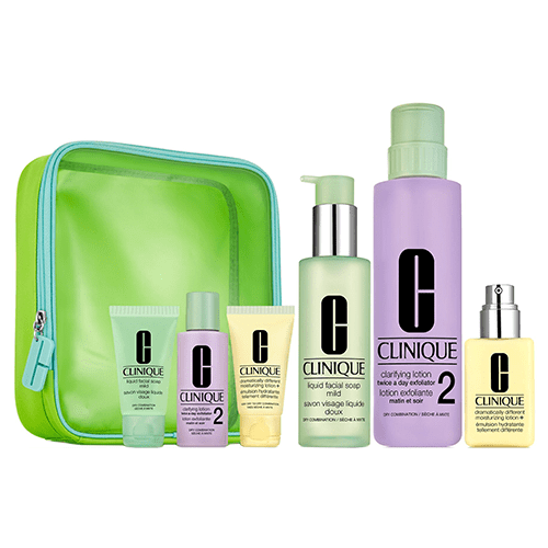 Clinique Great Skin Everywhere 3-Step Set I/II Online Exclusive by Clinique