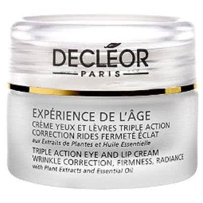 Decleor Experience De L'Age Eye & Lip Cream by Decleor