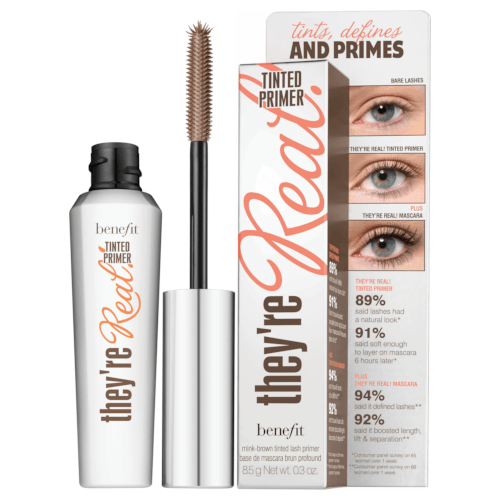 Gifts for teenage girls | Benefit They're Real! Tinted Eyelash Primer | Beanstalk Mums