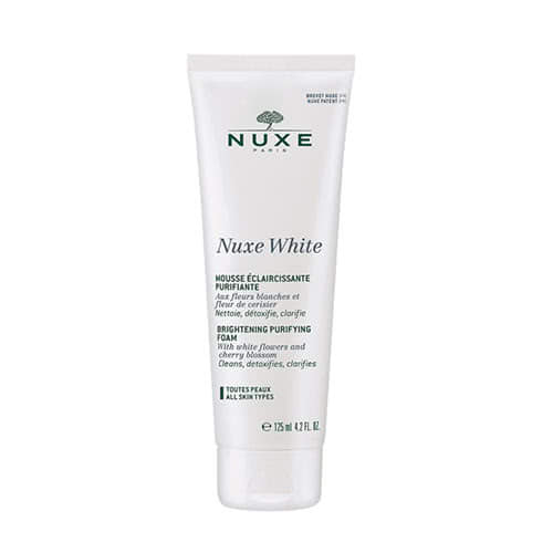 Nuxe White Brightening Purifying Foam by Nuxe