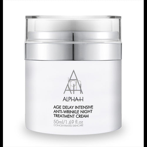 Alpha-H Age Delay Anti Wrinkle Night Treatment by Alpha-H