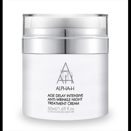 Alpha-H Age Delay Anti Wrinkle Night Treatment