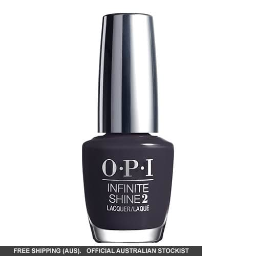 OPI Infinite Nail Polish - Strong Coal-ition by OPI color Strong Coal-ition