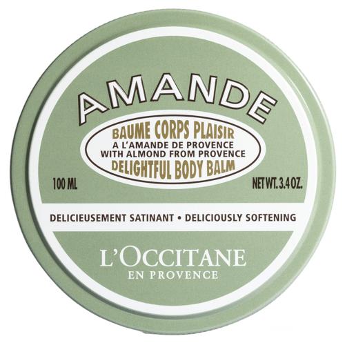 L'Occitane Almond Delightful Body Balm 100ml
