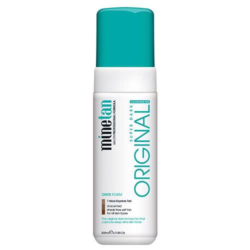 mine tan Original Onyx Foam by mine tan