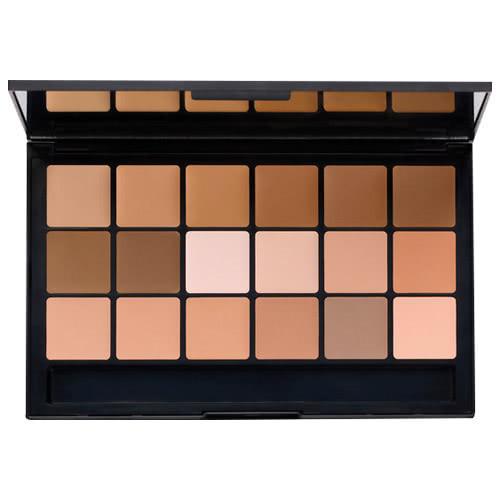 RCMA Makeup 18p VK11  Palette