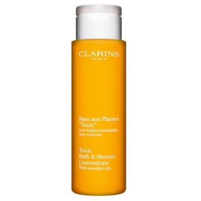 Clarins Tonic Bath & Shower Concentrate