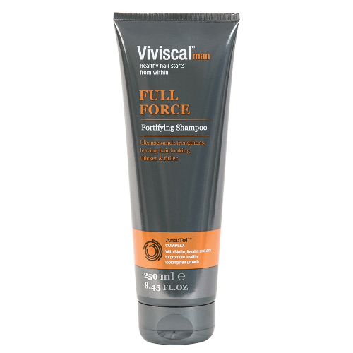 Viviscal Man Full Force Fortifying Shampoo by Viviscal