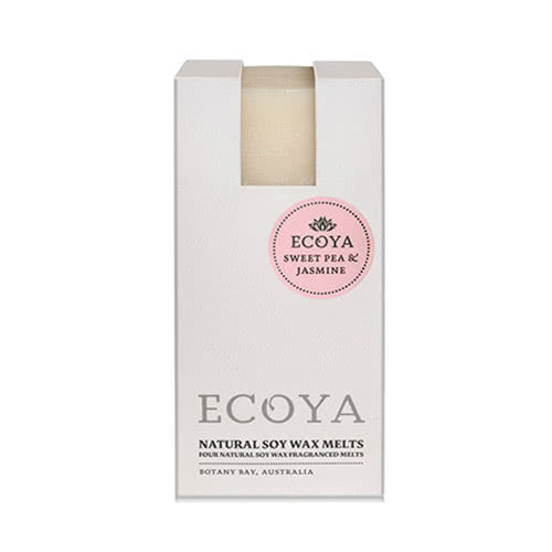 Ecoya Fragranced Soy Melts - Sweet Pea & Jasmine by Ecoya