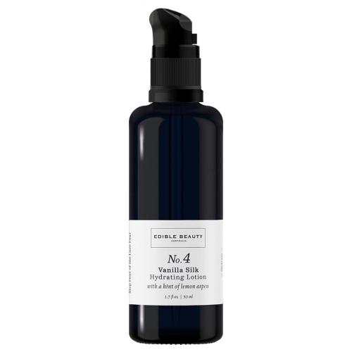 Edible Beauty No. 4 Vanilla Silk Hydrating Lotion by Edible Beauty