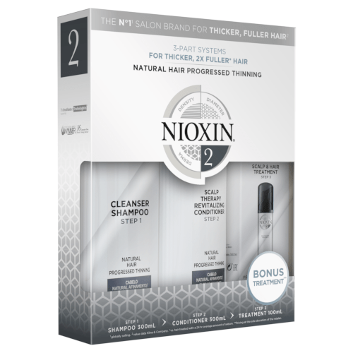 Nioxin Trio Pack- System 2 by Nioxin