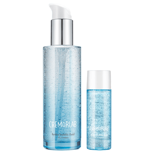 Cremorlab O2 Couture Hydra Bubble Fluid 120ml + 30ml Set by Cremorlab