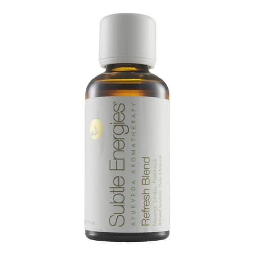 Subtle Energies Ayurveda Aromatherapy: Refresh