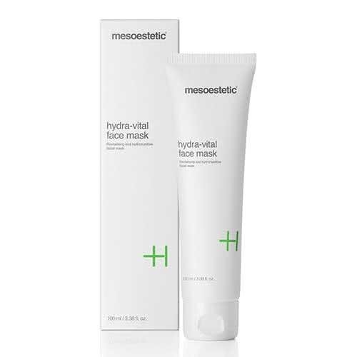 mesoestetic hydra-vital face mask