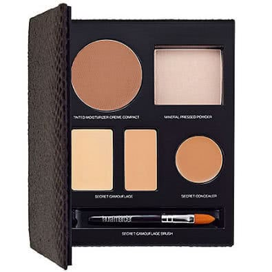 Laura Mercier The Flawless Face Book by Laura Mercier