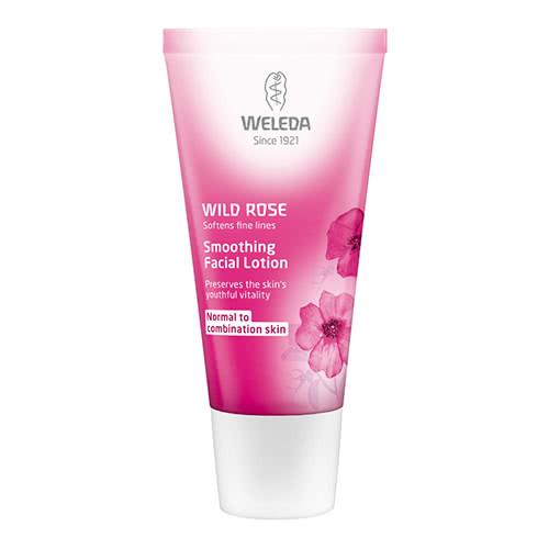 Weleda Wild Rose Smoothing Facial Lotion by Weleda